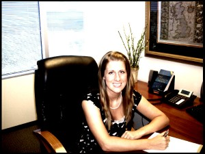 Stephanie Roberts, Administrative Assistant